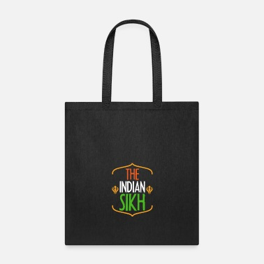 Sikh The Indian Sikh - Tote Bag