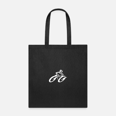 Road Bike Cyclist Road Bike Biking - Tote Bag