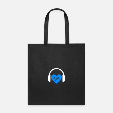 Heart Heart Beat - Tote Bag