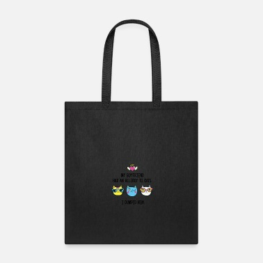 Allergy Allergy to cats - Tote Bag