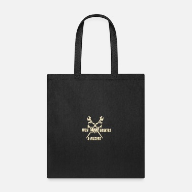 Worker Iron workers and riggers skull - Tote Bag