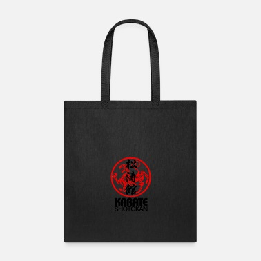 Shotokan Karate SHOTOKAN KARATE MARTIAL ARTS SYMBOL - Tote Bag