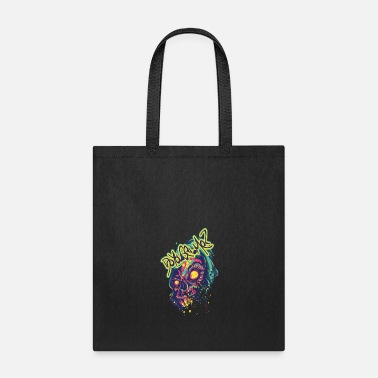 Death Color of Death - DoYouGet.Me? - Tote Bag