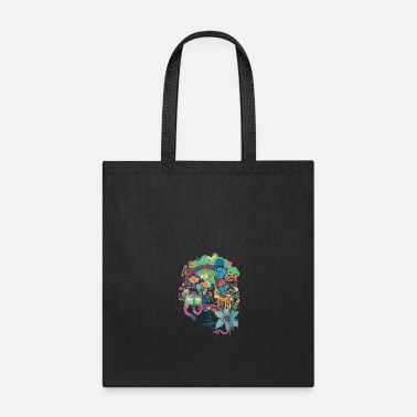 Crook Crooked Couch - Tote Bag