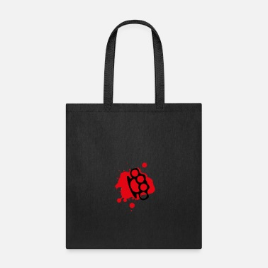 Brass Knuckles Brass Knuckles funny tshirt - Tote Bag