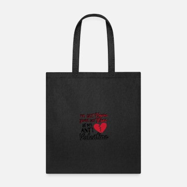Anti My anti valentines - Tote Bag