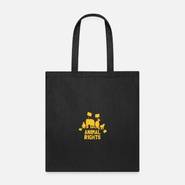 Animal-rights Animal Rights - Tote Bag