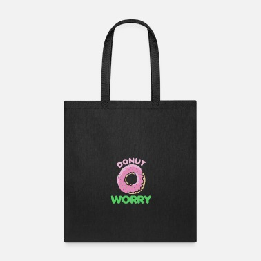 Game Donut Worry - Tote Bag