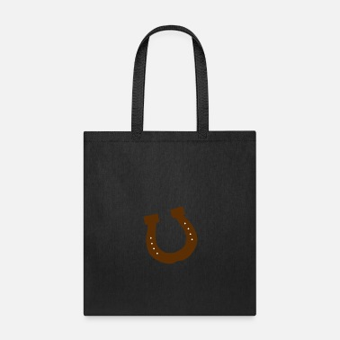 Horseshoe Horseshoe - Tote Bag