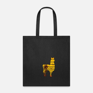 South America Llama South America - Tote Bag
