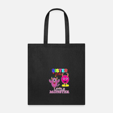 Siblings Sister Siblings - Tote Bag