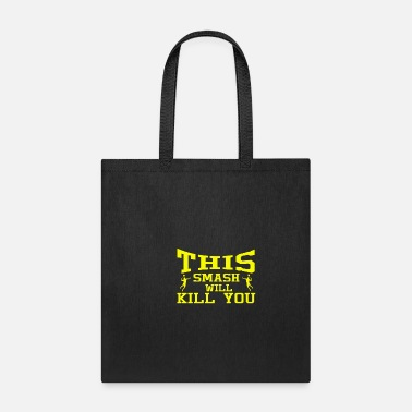 Badminton Badminton Shuttlecock Game Bat Smash Gift - Tote Bag