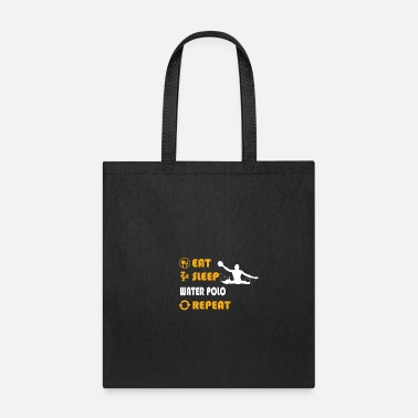Water Water Polo - present for men and women - Tote Bag