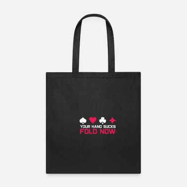 Bluff Poker bluff - Tote Bag