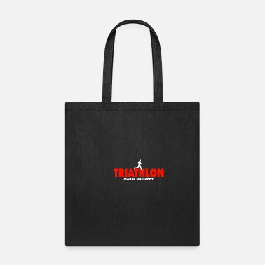 Swim Triathlon Shirt - Tote Bag