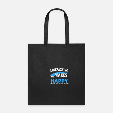 Hardcore BACKPACKING - Tote Bag