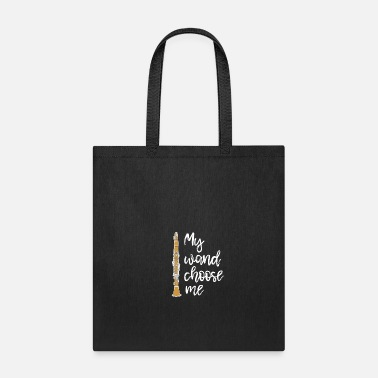 Instrument Clarinet Musical Instrument - Tote Bag
