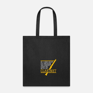 Band Clarinet Concert - Tote Bag