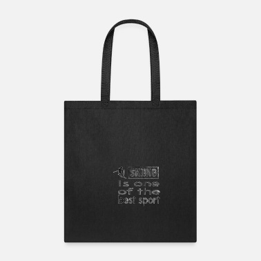 Aspen Gift Idea for Skiers Nice Awesome T-shirt Sport - Tote Bag