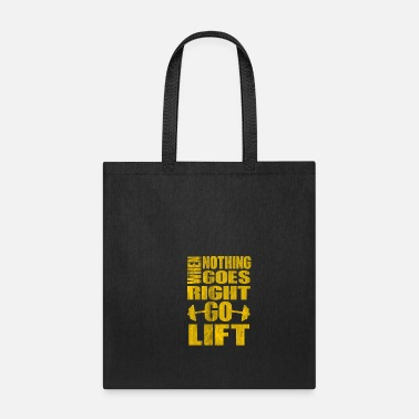 Muscle Weightlifting Salvation - Tote Bag