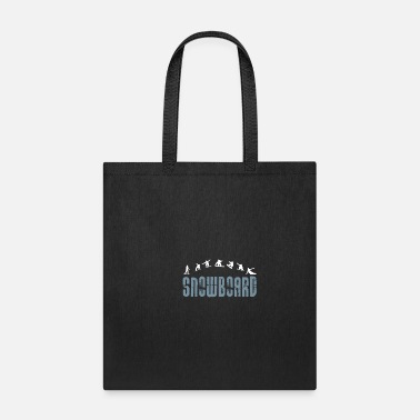 Snowboard Snowboarding Snowboard - Tote Bag