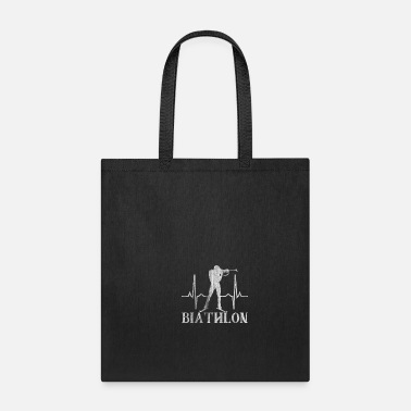 Pulse Biathlon Heart Pulse - Tote Bag