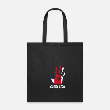 Spanish Costa Rica - Tote Bag