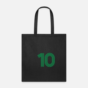 Jersey Number 10 SHIRT - Tote Bag