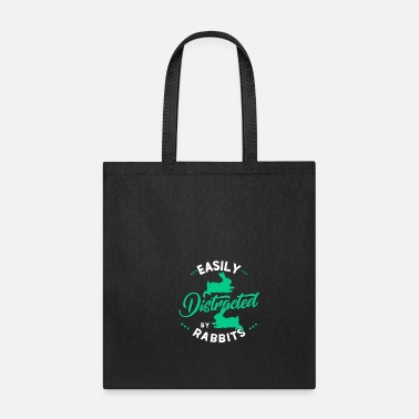Domestic Rabbit Rabbits - Tote Bag
