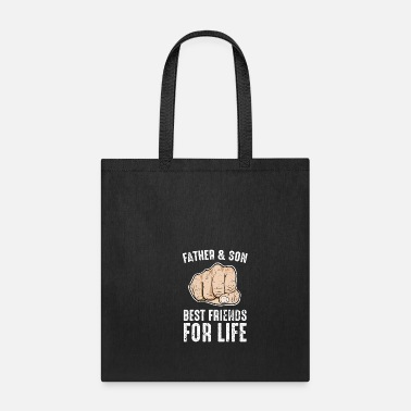Father And Son Father Son - Tote Bag