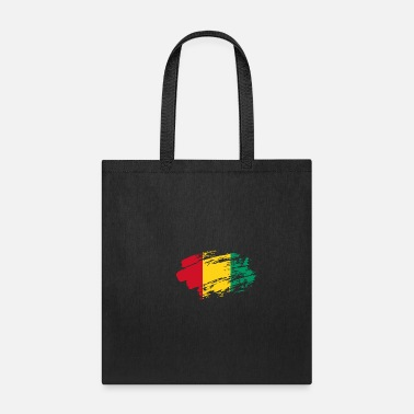 Spanish Guinea Flag Shirt - Tote Bag