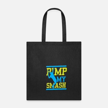 Pimp Tennis Ball Sport Tennis Racket Net Hobby Player - Tote Bag