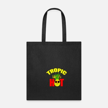 Tropics Heat - Tote Bag