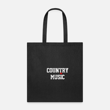 Line Dancing COUNTRY MUSIC - Tote Bag