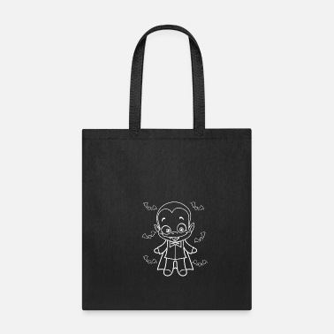 Pumpkin Draku - Happy Halloween for kids - Tote Bag