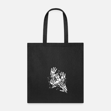 October Attacked by Zombies - Tote Bag