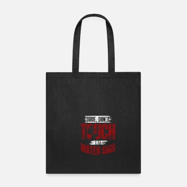 Water Skiing Water Skiing Skis - Tote Bag
