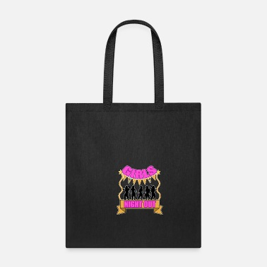 Night Girls Night Out - Tote Bag