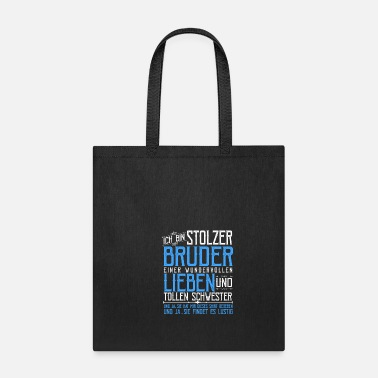 Brother Brother - Tote Bag
