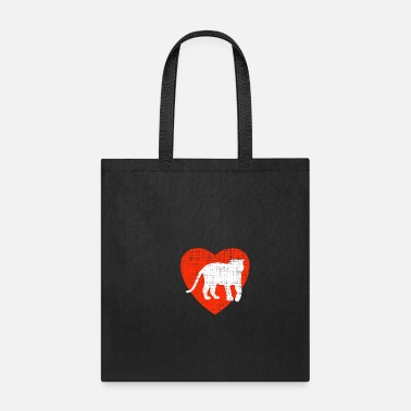 Pet Heart For Tigers - Tote Bag