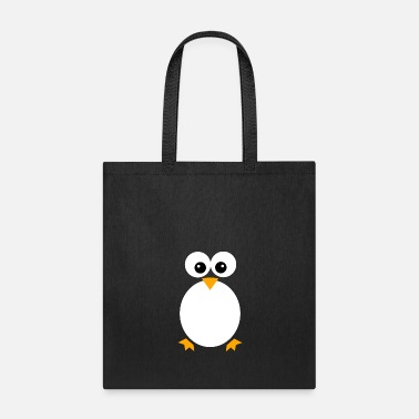 Antarctica Cute penguin - Tote Bag