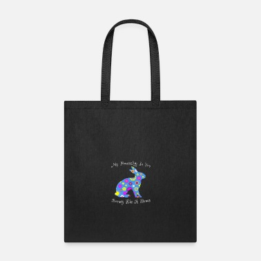 Turn On Cute My Personality Is No As Bouncy As A Bunny - Tote Bag