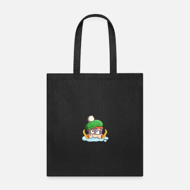 Water Skiing water skiing - Tote Bag