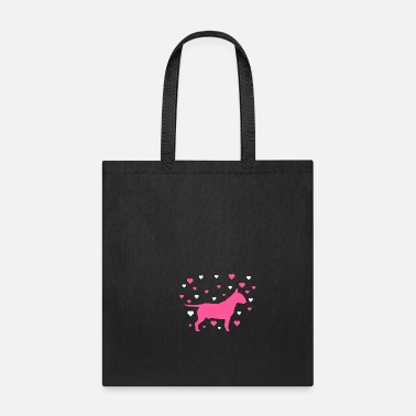 School Bull Terrier - Tote Bag