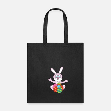 Carrot Easter Bunny - Tote Bag