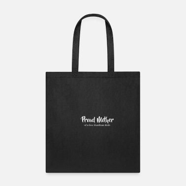 Stupid Kid Proud Mother of a few dumbass kids Mothersday gift - Tote Bag