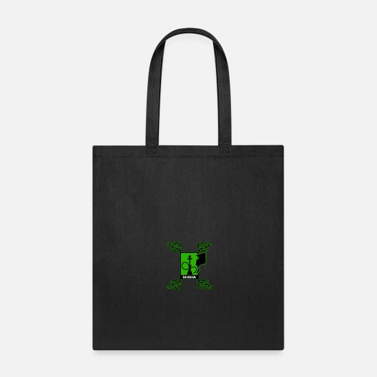 Hookah Bags & backpacks - Hookah - Tote Bag black