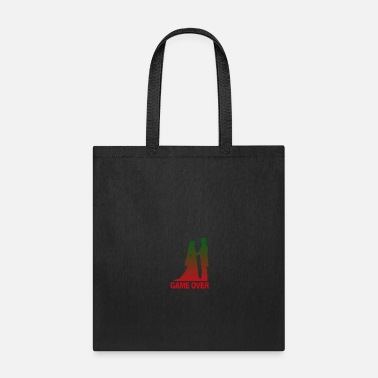 Game Over GAME OVER! - Tote Bag