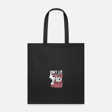 Chinese Writing Karate gift martial art Japan China belt - Tote Bag