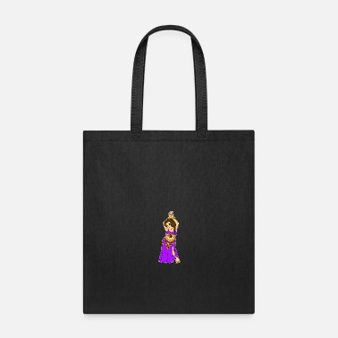 Belly Belly Dancing Model - Tote Bag